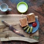 Deska kuchenna żywicowa