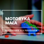 Mała motoryka - kurs online