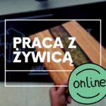 Kurs pracy z żywicą - online
